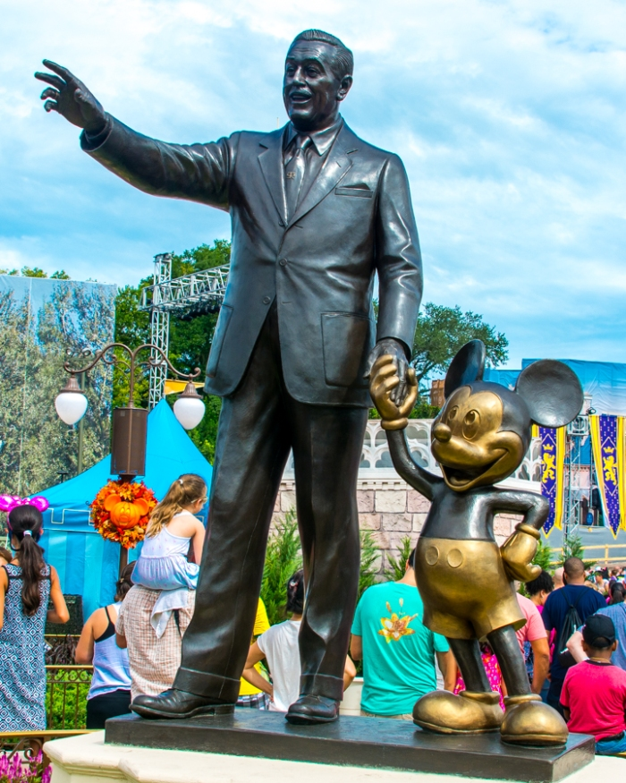 Monday Morning Imagineer – A Quick History