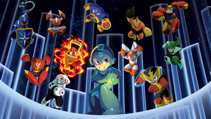A Mega Man Movie's Coming, and I'm Excited
